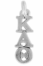 <Br>OFFICIALLY LICENSED SORORITY CHARM!!<Br>                     LEAD & NICKEL FREE!!<Br>             W882SC - KAPPA ALPHA THETA  <Br>               CHARM FROM $4.10 TO $6.75