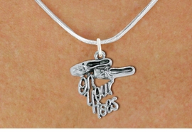 "<bR>       WHOLESALE DANCE & BALLET JEWELRY! <BR>                 AN ALLAN ROBIN DESIGN!! <BR>        CLICK HERE TO SEE 1500+ EXCITING <BR>              CHANGES THAT YOU CAN MAKE! <BR>             LEAD, NICKEL & CADMIUM FREE <BR  >W1413SN2 - ""ON YOUR TOES"" BALLET SHOES  <Br>SILVER TONE CHARM ON ADULT LOBSTER CLASP  <BR>SNAKE NECKLACE FROM $4.50 TO $8.35 �2015"