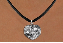 <BR>   WHOLESALE ANIMAL NECKLACE JEWELRY <bR>                   EXCLUSIVELY OURS!! <Br>              AN ALLAN ROBIN DESIGN!! <BR>     CLICK HERE TO SEE 1000+ EXCITING <BR>           CHANGES THAT YOU CAN MAKE! <BR>        LEAD, NICKEL & CADMIUM FREE!! <BR>   W1512SN - ANTIQUED SILVER TONE AND <BR>CLEAR CRYSTAL HORSE AND FOAL CHARM  <BR>    NECKLACE FROM $5.90 TO $9.35 �2013