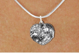 <BR>   WHOLESALE ANIMAL NECKLACE JEWELRY <bR>                   EXCLUSIVELY OURS!! <Br>              AN ALLAN ROBIN DESIGN!! <BR>     CLICK HERE TO SEE 1000+ EXCITING <BR>           CHANGES THAT YOU CAN MAKE! <BR>        LEAD, NICKEL & CADMIUM FREE!! <BR>   W1512SN - ANTIQUED SILVER TONE AND <BR>CLEAR CRYSTAL HORSE AND FOAL CHARM  <BR>    NECKLACE FROM $5.55 TO $9.00 �2013