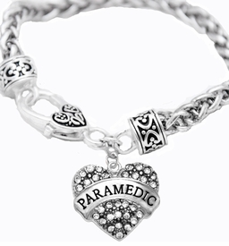 """<BR>     """"PARAMEDIC""""  EXCLUSIVELY OURS!!   <Br>               AN ALLAN ROBIN DESIGN!!   <BR>        NICKEL, LEAD & CADMIUM FREE!!   <BR>W1699B1- FROM $5.98 TO $12.85 �2015"""