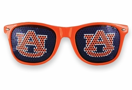 "<BR>OFFICIALLY LICENSED COLLEGIATE ITEM!! <BR>W20828SG - THE AUBURN UNIVERSITY <Br> ""AU"" LOGO ORANGE SUNGLASSES <br>      YOURS FOR $7.35 EACH �2013"