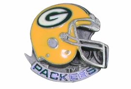 <br> WHOLESALE NFL LAPEL PINS <br>         LEAD & NICKEL FREE!!<Br>     OFFICIAL NFL LICENSED!!<Br>W20892P - GREEN BAY PACKERS PEWTER<Br>HELMET PIN FROM $1.99