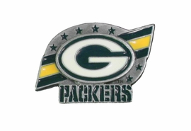<br> WHOLESALE NFL LAPEL PINS <br>         LEAD & NICKEL FREE!!<Br>     OFFICIAL NFL LICENSED!!<Br>W20893P - GREEN BAY PACKERS PEWTER<Br>LOGO PIN FROM $1.99