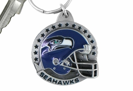 <BR> WHOLESALE NFL HELMET KEYCHAINS <bR>             LEAD & NICKEL FREE!!!<br>          OFFICIAL NFL LICENSED!!<br>   NATIONAL FOOTBALL LEAGUE!!<Br>   W20906KC - SEATTLE SEAHAWKS <BR>KEY CHAIN FROM $2.99