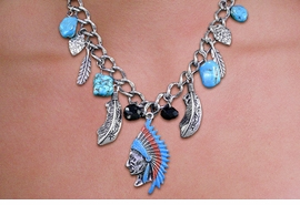 <br> WHOLESALE FASHION WESTERN JEWELRY <bR>     100% LEAD AND NICKEL FREE!!! <BR>W21224NE - STYLISH AND DETAILED SILVER <BR>   TONE, TURQUOISE STONE WITH SILVER <BR> TONE NATIVE AMERICAN NECKLACE AND <BR> EARRING SET FROM $12.40 TO $27.50 �2014