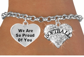 <BR>                                   SOFTBALL CHARM BRACELET WHOLESALE <bR>                 W21380B - THE NEW WAY TO EXPRESS LOVE, MOTIVATION,<BR>          POSITIVE, AFFIRMATIVE EXPRESSIONS, THAT WILL GO PERFECTLY<br>        WITH ANOTHER POSITIVE AFFIRMATION CHARM IF YOU WANT  ONE,<BR>   MORE CHOICES LOOK BELOW,  CHARM BRACELET FROM $9.42 TO $12.87<BR>                                    CostumeJewelryWholesale.com �2014