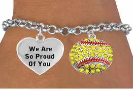 <BR>                                   SOFTBALL CHARM BRACELET WHOLESALE <bR>                 W21395B - THE NEW WAY TO EXPRESS LOVE, MOTIVATION,<BR>          POSITIVE, AFFIRMATIVE EXPRESSIONS, THAT WILL GO PERFECTLY<br>        WITH ANOTHER POSITIVE AFFIRMATION CHARM IF YOU WANT  ONE,<BR>   MORE CHOICES LOOK BELOW,  CHARM BRACELET FROM $9.42 TO $12.87<BR>                                    CostumeJewelryWholesale.com �2014