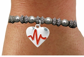 "<BR>                                  NICKEL FREE & ADJUSTABLE BRACELET ! <BR>                                                         ""THE PERFECT GIFT"",<BR>                               ""Your Love Makes My Heart Beat"","" I Love You"", Or<BR>                      In Recognition Of ""Women's Or Children's Heart Disease""<BR>                           "" HEARTBEAT "" ADJUSTABLE STRETCH BRACELET<BR>                                AN ORIGINAL ALLAN ROBIN CUSTOM DESIGN<br>                                             WHOLESALE CHARM BRACELET <BR>                                           LEAD, CADMIUM & NICKEL FREE!!  <BR>                                            W21571B-ADJUSTABLE STRETCH <BR>                             BRACELET FROM $4.90 TO $5.85 EACH! ©2015"