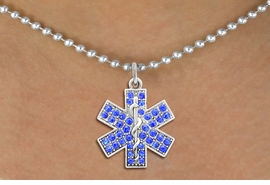 <BR>       WHOLESALE EMT CHARM NECKLACE! <bR>                   EXCLUSIVELY OURS!! <Br>              AN ALLAN ROBIN DESIGN!! <BR>     CLICK HERE TO SEE 1000+ EXCITING <BR>           CHANGES THAT YOU CAN MAKE! <BR>        LEAD, NICKEL & CADMIUM FREE!! <BR>      W1468SN - SILVER TONE AND CLEAR <BR> CRYSTAL EMT CROSS CHARM AND NECKLACE <BR>            FROM $5.90 TO $9.35 �2013