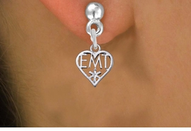 <br>             WHOLESALE EMT JEWELRY<bR>                 EXCLUSIVELY OURS!! <BR>            AN ALLAN ROBIN DESIGN!! <BR>      CADMIUM, LEAD & NICKEL FREE!! <BR> W1430SE - EMT HEART CHARM EARRINGS <BR>          FROM $3.25 TO $8.00 �2013
