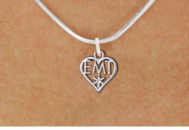 <br>           WHOLESALE  EMT JEWELRY<bR>                 EXCLUSIVELY OURS!! <BR>            AN ALLAN ROBIN DESIGN!! <BR>   CLICK HERE TO SEE 1000+ EXCITING <BR>         CHANGES THAT YOU CAN MAKE! <BR>      CADMIUM, LEAD & NICKEL FREE!! <BR> W1430SN - EMT HEART CHARM NECKLACE <BR>           FROM $4.55 TO $8.00 �2013