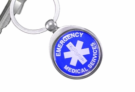 <Br>                       WHOLESALE EMT JEWELRY<Br>                            LEAD & NICKEL FREE!! <BR>             W20334KC - EMT SERVICES KEY RING <Br>                         FROM $3.94 TO $8.75 EACH