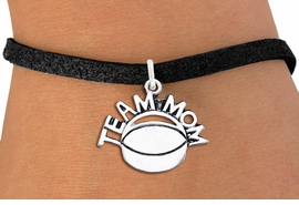 "<br>      WHOLESALE HOCKEY CHARM BRACELET <bR>                     EXCLUSIVELY OURS!! <BR>                AN ALLAN ROBIN DESIGN!! <BR>       CLICK HERE TO SEE 1000+ EXCITING <BR>             CHANGES THAT YOU CAN MAKE! <BR>          CADMIUM, LEAD & NICKEL FREE!! <BR>        W1489SB - DETAILED SILVER TONE <Br> ""TEAM MOM"" HOCKEY CHARM & BRACELET <BR>              FROM $4.15 TO $8.00 �2013"
