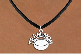 "<br>          WHOLESALE HOCKEY NECKLACES!! <bR>                    EXCLUSIVELY OURS!! <BR>               AN ALLAN ROBIN DESIGN!! <BR>      CLICK HERE TO SEE 1000+ EXCITING <BR>            CHANGES THAT YOU CAN MAKE! <BR>         CADMIUM, LEAD & NICKEL FREE!! <BR>        W1489SN - DETAILED SILVER TONE <BR>   ""TEAM MOM"" HOCKEY CHARM & NECKLACE <BR>              FROM $4.55 TO $8.00 �2013"