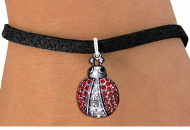 <BR>           WHOLESALE INSECT JEWELRY <bR>                   EXCLUSIVELY OURS!! <Br>              AN ALLAN ROBIN DESIGN!! <BR>     CLICK HERE TO SEE 1000+ EXCITING <BR>           CHANGES THAT YOU CAN MAKE! <BR>        LEAD, NICKEL & CADMIUM FREE!! <BR> W1441SN - SILVER TONE WITH RED AND JET<BR> CRYSTAL LADYBUG CHARM AND NECKLACE <BR>            FROM $5.55 TO $9.00 �2013