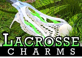 <BR>    WHOLESALE LACROSSE CHARMS <BR> CADMIUM, LEAD AND NICKEL FREE <BR>             SOLD INDIVIDUALLY