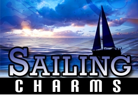<BR>    WHOLESALE SAILING CHARMS <BR> CADMIUM, LEAD AND NICKEL FREE <BR>             SOLD INDIVIDUALLY
