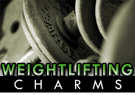 <BR>WHOLESALE WEIGHTLIFTING CHARMS <BR> CADMIUM, LEAD AND NICKEL FREE <BR>             SOLD INDIVIDUALLY