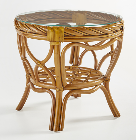 Alcove Rattan End Table