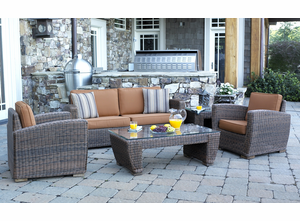 All Weather Wicker Galveston Collection
