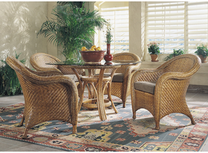 Bermuda Wicker Dining Set