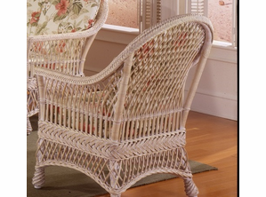 Biscayne Wicker Chair