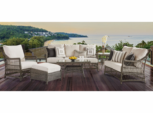Bluffton Outdoor Wicker Collection
