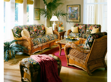 Bombay Rattan Collection