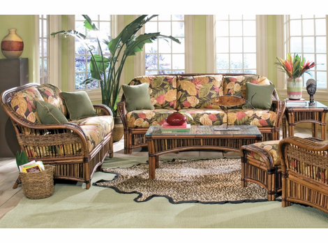 Cape Town Rattan Collection