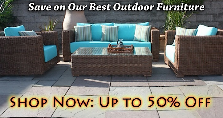 Wicker Furniture | Shop for your Patio, Porch, Sunroom