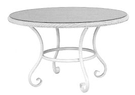 """Koveroos 48"""" Round Dining Table and Chairs Cover"""