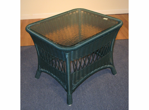 Laneventure Bar Harbor Green End Table