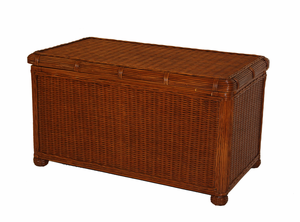 Large Wicker Trunk - Savannah