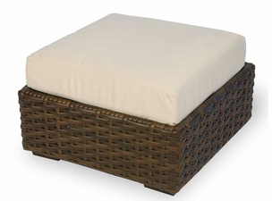 Lloyd Flanders Contempo Ottoman Replacement Cushion