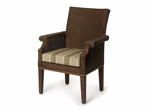 Lloyd Flanders Dining Arm Chair Replacement Cushion