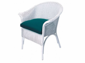 Lloyd Flanders Dining Chair Cushion