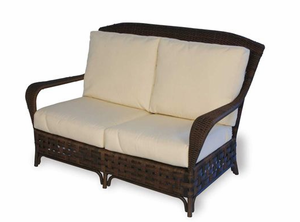 Lloyd Flanders Haven Loveseat Cushions
