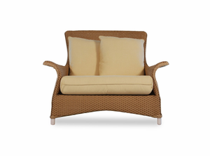 Lloyd Flanders Mandalay Chair and Half cushions