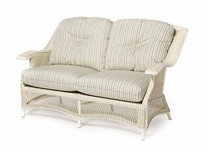 Lloyd Flanders West Bay Loveseat Cushions
