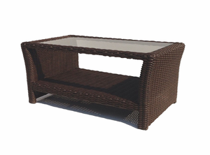 Margate Outdoor Wicker Coffee Table