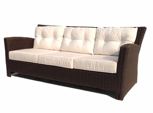 Margate Outdoor Wicker Sofa