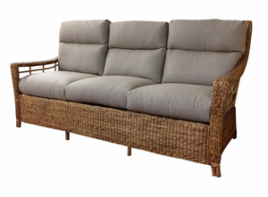 Martinique Seagrass Sofa