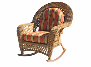 Montauk Outdoor Wicker Rocker