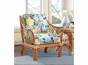 Nassau Rattan Chair