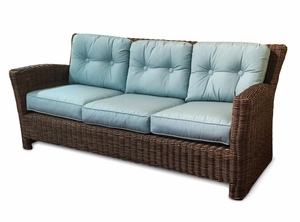 Outdoor Wicker Sofa - Newport
