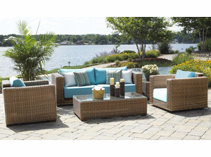 Outdoor Patio Wicker Furniture | Santa Barbara