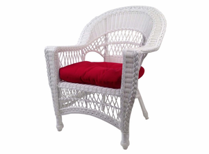 Outdoor Wicker Chair - Cape Cod