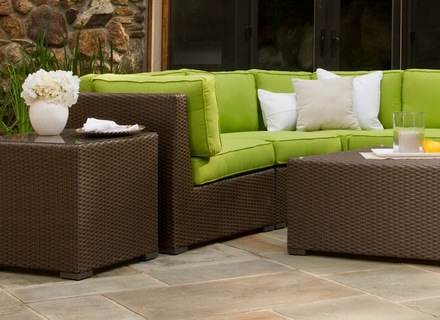 Outdoor Wicker Sets | Sonoma