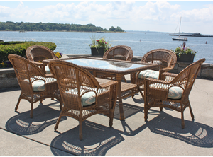 Outdoor Wicker Group | Cape Cod